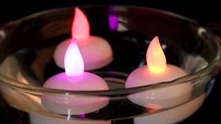 Led свечи на воде обзор от интернет-магазина laprida.ua