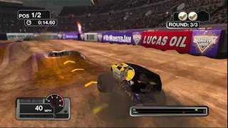 Monster jam PC / STEAM