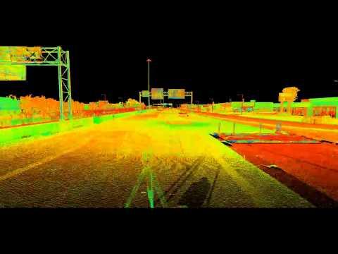 Groupe Trifide - LIDAR haute densité pour le génie civil