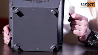 Обзор бак для ТБО 0,75 м. куб. ТАФ-87