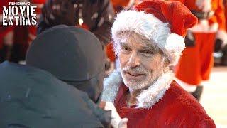 Go Behind the Scenes of Bad Santa 2 (2016)