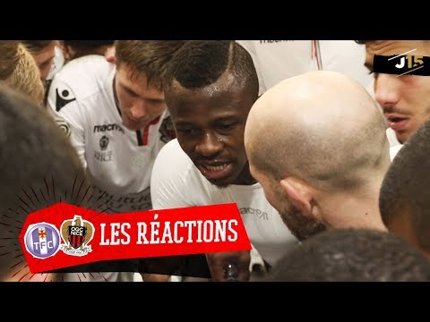 Toulouse 1-2 Nice : les réactions