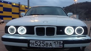 BMW за 50к. ремонт на 8 тысяч рублей(В этом видео я закончил очень бюджетный