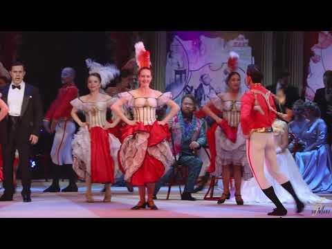 Фрагмент из оперетты «Принцесса цирка». Гусарская песня. Исполняет Гейрат Шабанов.