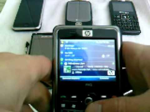 Apresentação HP iPaq 914c Pocketpt.net Olavoid