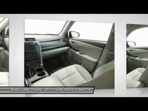 2015 Toyota Camry Golden Valley,Minneapolis,Bloomington,MN P24405. Rudy  Luther Toyota