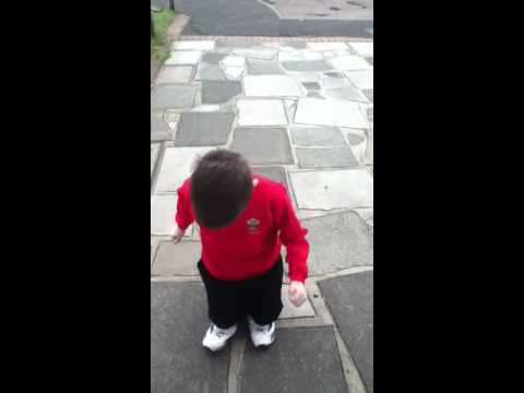 Smallest kid in the world - YouTube