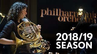 Philharmonia Orchestra 2018 19 Season What we do is