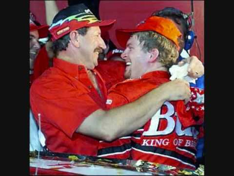 One More day- Dale Earnhardt and Dale Jr