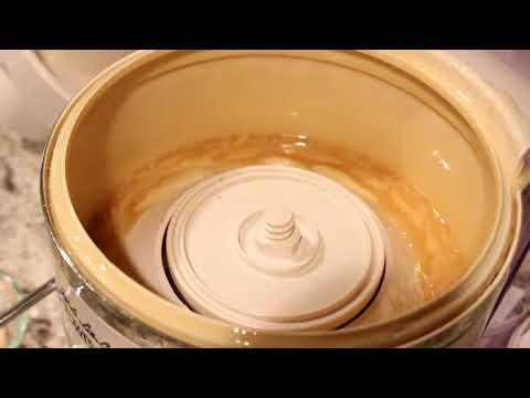 Granulated Sugar From Honey
