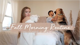 FALL MORNING ROUTINE 2019!