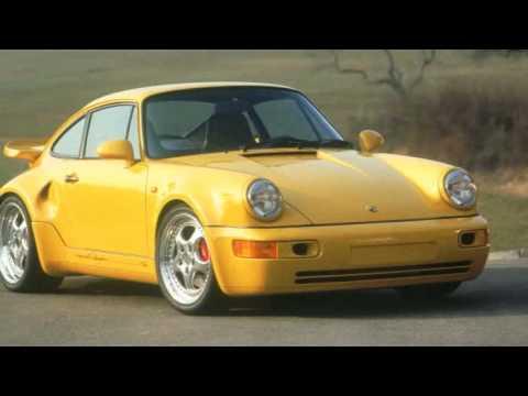 The new 911 Turbo S — History.