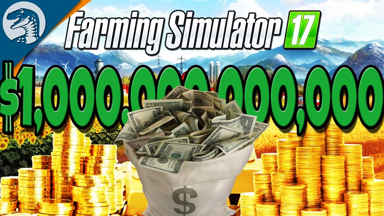 Unlimited Money Cheat Farming Simulator 2017 Gameplay Pc