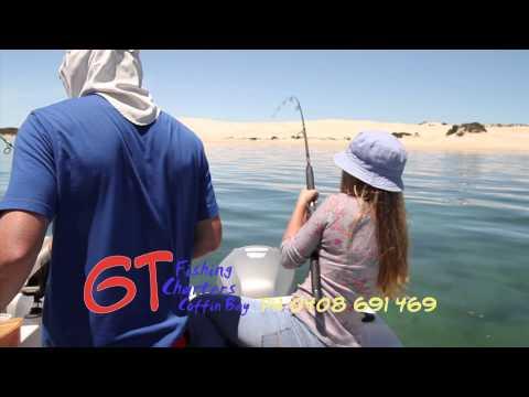 GT Fishing Charters, Coffin Bay South Australia