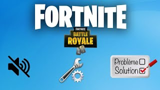 HOW TO REGLER THE BUG ON FORTNITE (PC)