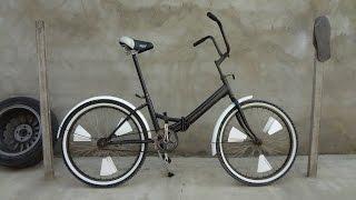 видео Как украсить горный велосипед