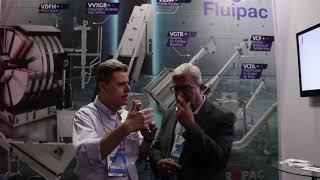 Vibropac apresenta novos equipamentos para modernizar as estações de tratamento na FENASAN 2019