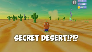 HOW TO GO TO THE SECRET DESERT WORLD IN ROBOT 64 | (ROBLOX)