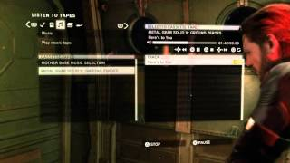 Metal Gear Solid V: Ground Zeroes - Joan Baez - Here