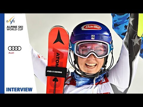 "Mikaela Shiffrin | ""I was consistent"" 