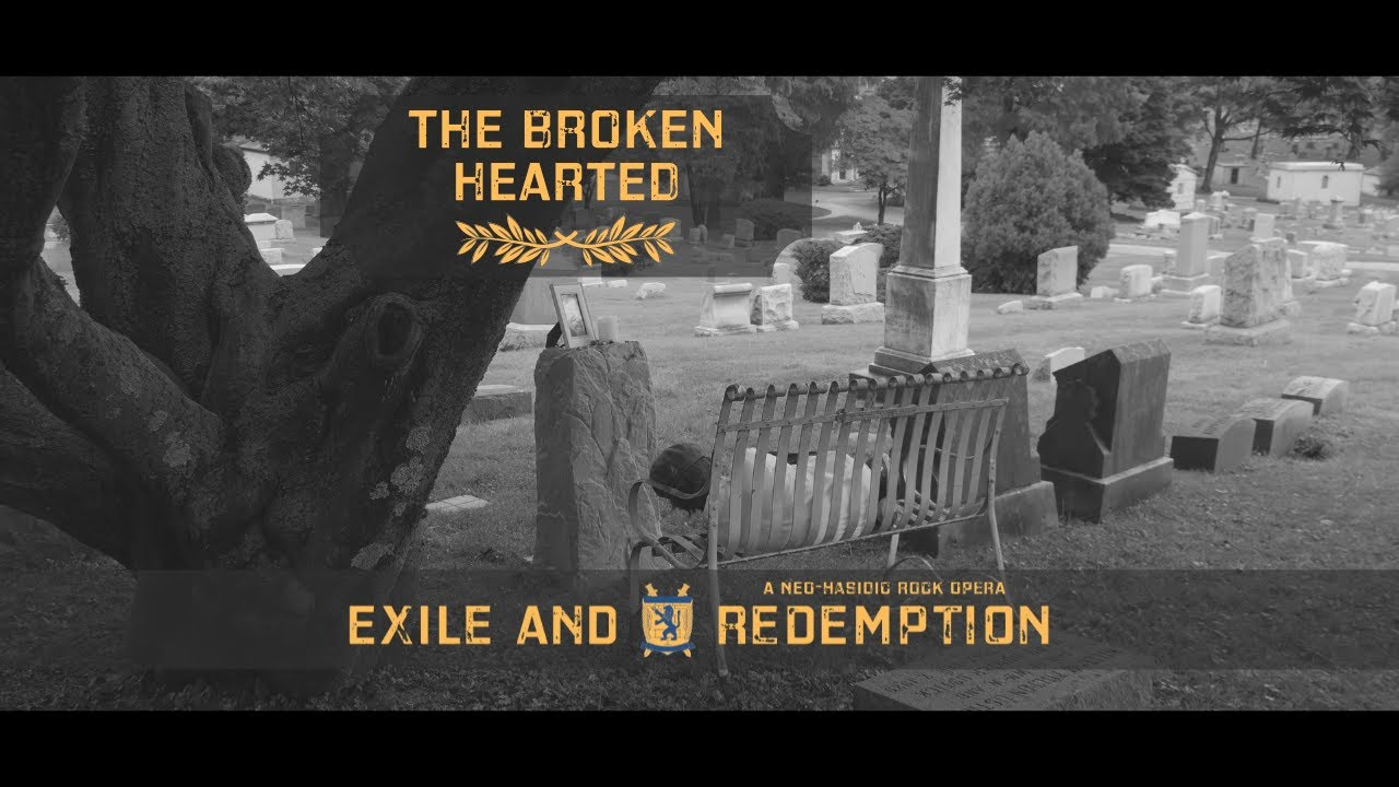 Aryeh Shalom - The Broken Hearted