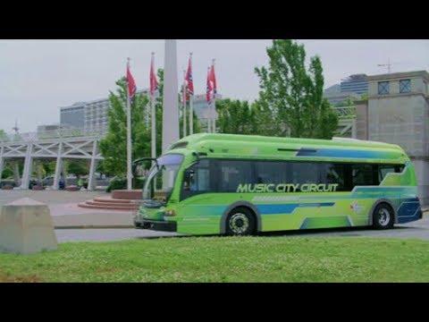 Nashville MTA Adopts Clean Battery-Electric Transit