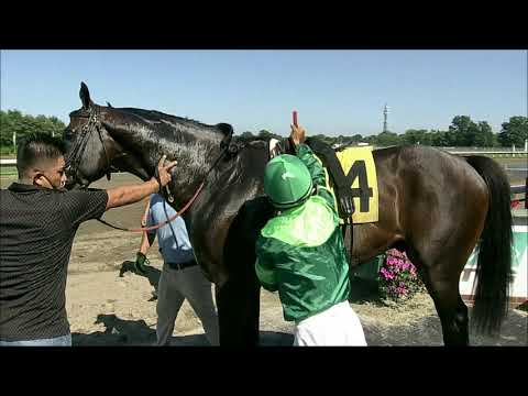 video thumbnail for MONMOUTH PARK 08-01-20 RACE 8