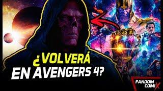 Infinity War: Nuevas revelaciones del Blu-Ray