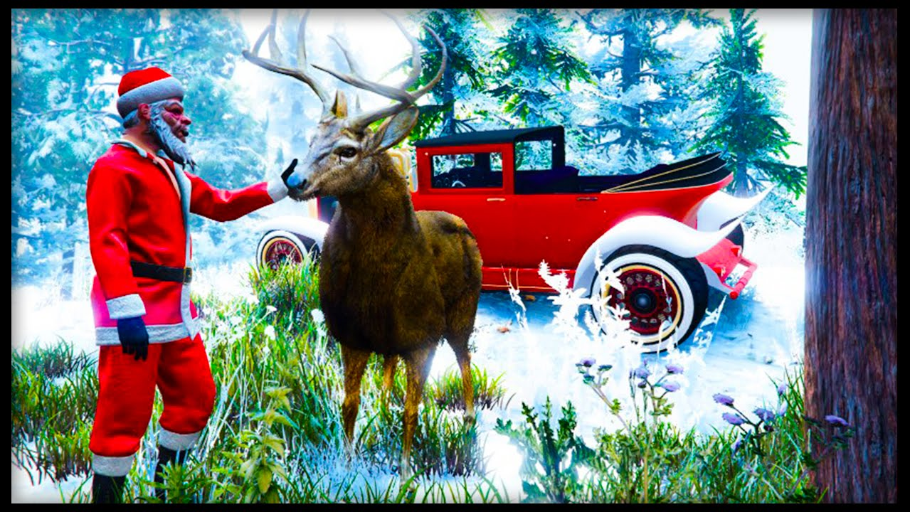 Gta Online Christmas 2020 Giveaways GTA 5 Online CHRISTMAS THEMED CAR SHOW + GIVEAWAY! (Best & Coolest