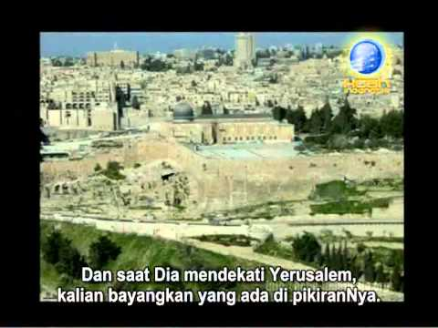 2. Where Jesus Walked (Indonesian Subtitle) - Total Onslaught  : HCBN Indonesia
