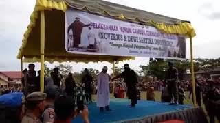 Hukum Cambuk Di Aceh Singkil