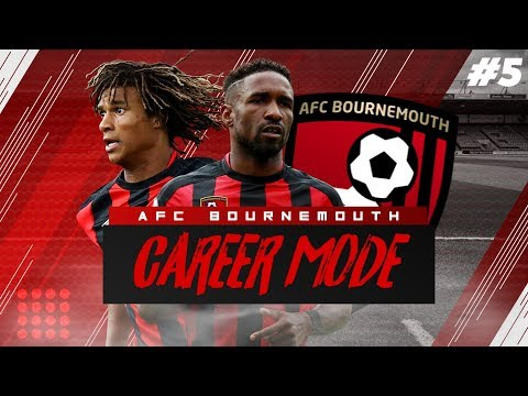 FIFA 18 AFC BOURNEMOUTH CAREER MODE!!! | HARDER GAMES + LATER DRAMA AGAIN! [#5]