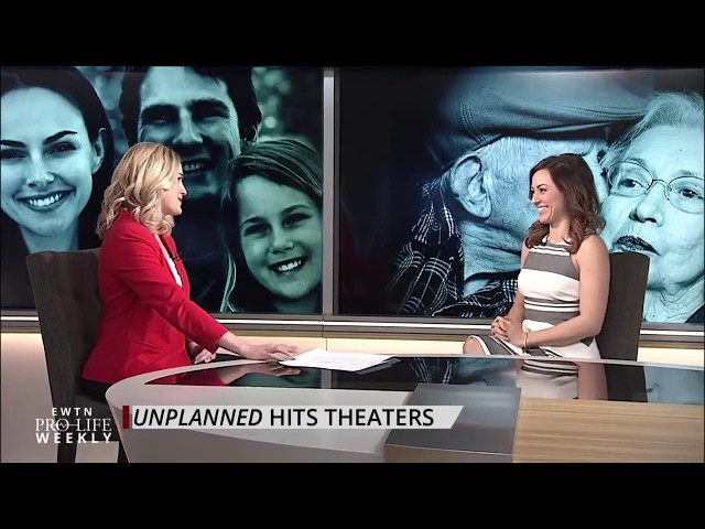 'Unplanned' Actress on Her Own Unplanned Pregnancy