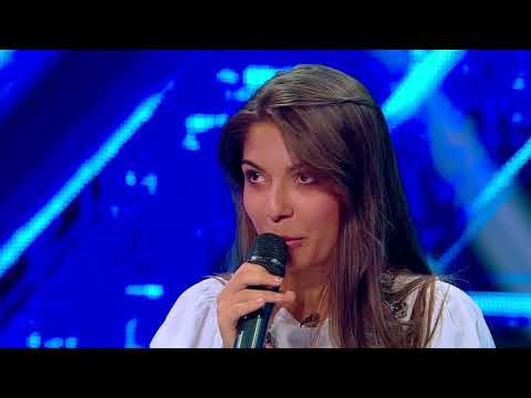 Fiica tenorului Costel Busuioc, o adevărată apariție! Maria Ioana a ajuns cu vocea ei sensibilă en streaming