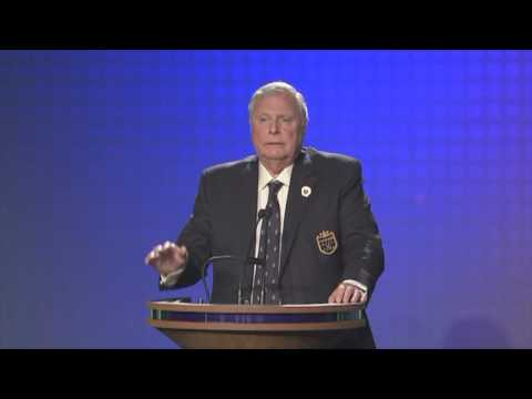 2012 Induction: Peter Alliss