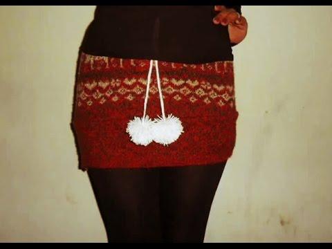 Cómo hacer una falda | Crea Para Ti - YouTube