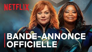 Bande annonce Thunder Force