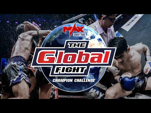 The Global Fight Champion Challenge October 11th, 2018