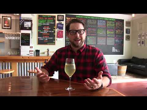 #guyinflannel visits Garden Grove Brewing & Urban Winery | Virginia Credit Union