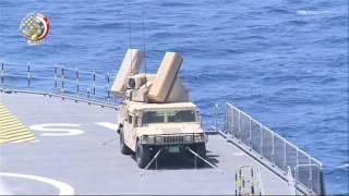 اختتام أكبر المناورات البحرية المشتركة بين مصر وفرنسا (فيديو+صور)