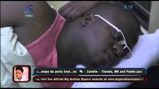 Big Brother Mzansi- Kat fever