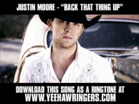 Justin Moore - Back That Thing Up [ New Video + Download ]