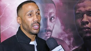 James DeGale NEW INTERVIEW: Eubank Jr is too IGNORANT & ARROGANT to change !
