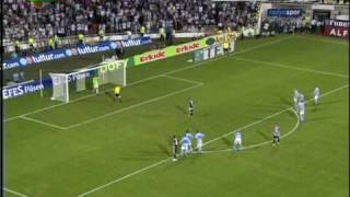 quaresma q7 penaltı Beşiktaş Vikingur UEFA Ligi 2010