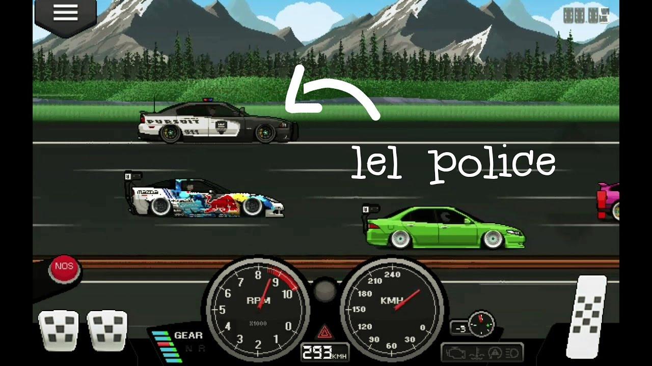 pixel car racer new update 1 0 46 new car parts sound engine
