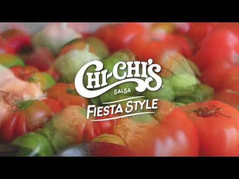 CHI-CHI'S Fiesta Style Salsa Tomatillo Verde