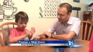 Purdue App Gives Kids with Autism Their Own Voice