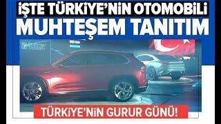 İşte Türkiye'nin Yerli Otomobili! / A Haber