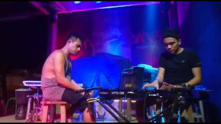 How deep is your love - Calvin Harris & Diciples (cover) by Abhy ft Gilang