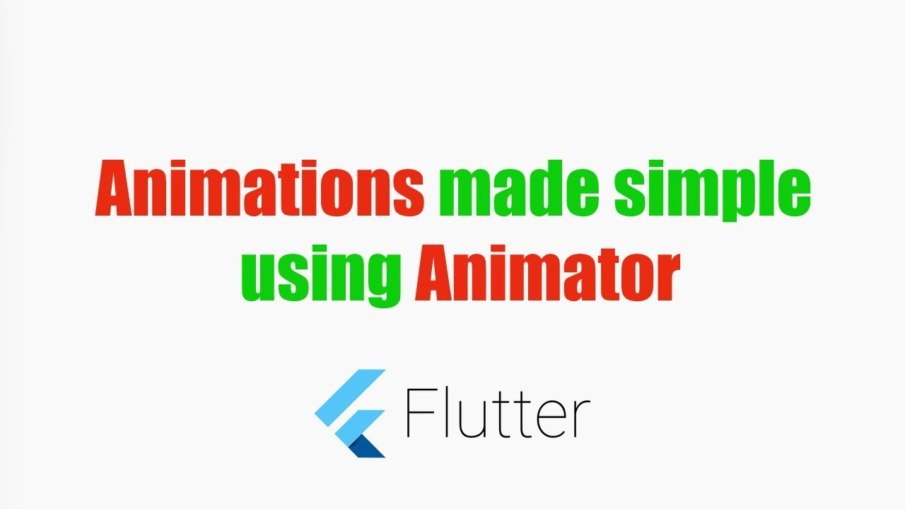 showing how you can animate views